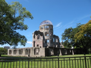 Hiroshima-Peace-Memorial